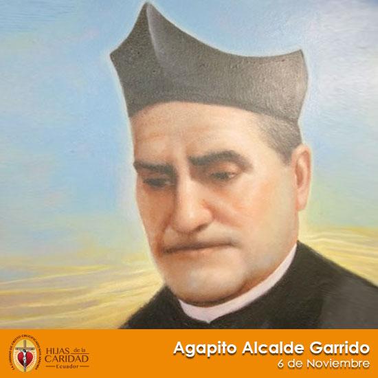 Beato P. Agapito Alcalde Garrido – 6 de Noviembre