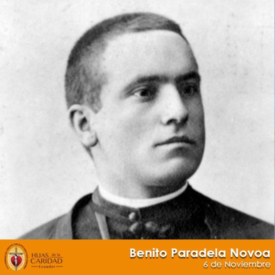 Beato Benito Paradela Novoa – 6 de Noviembre