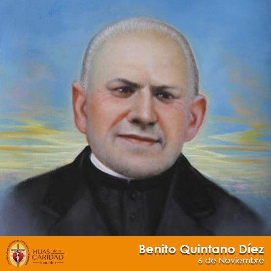 Beato P. Benito Quintano Díez – 6 de Noviembre