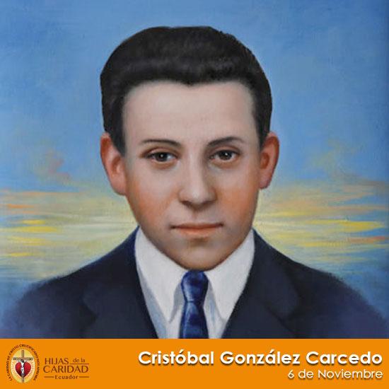 Beato Cristóbal González Carcedo – 6 de Noviembre