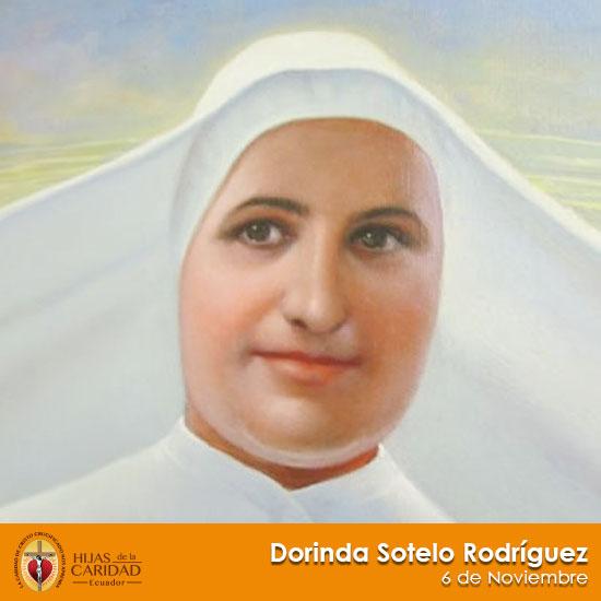 Beata Sor Dorinda Sotelo Rodríguez – 6 de Noviembre