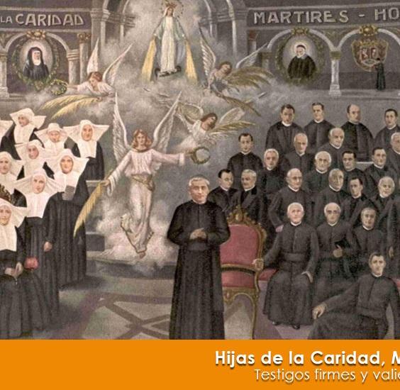 MÁRTIRES DEL SIGLO XXTestigos firmes y valientes de la Fe
