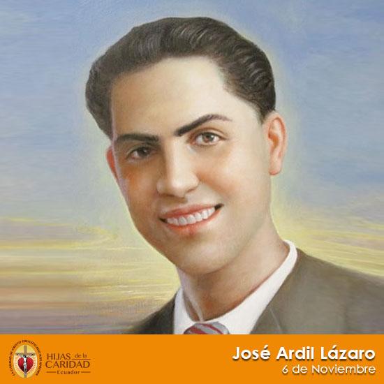 Beato José Ardil Lázaro – Seglar, Hijo de María de la Medalla Milagrosa 6 de Noviembre