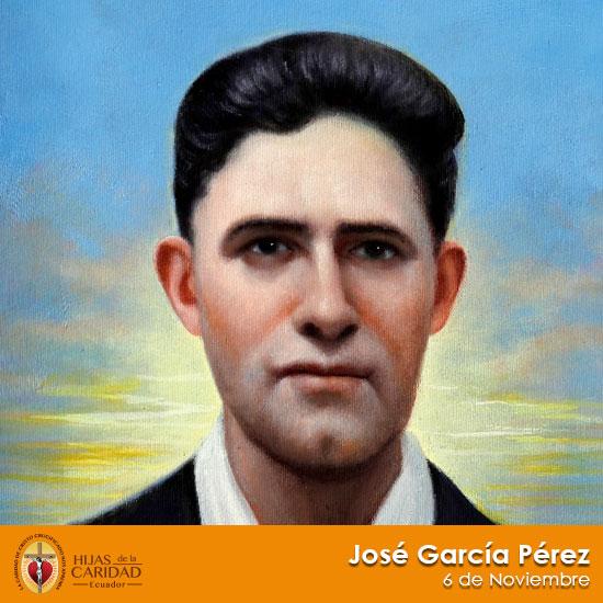 Beato Hermano José García Pérez – 6 de Noviembre