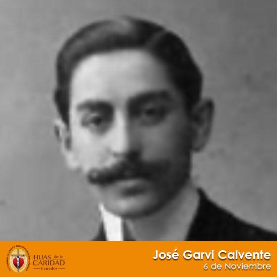 Beato José Garvi Calvente – 6 de Noviembre