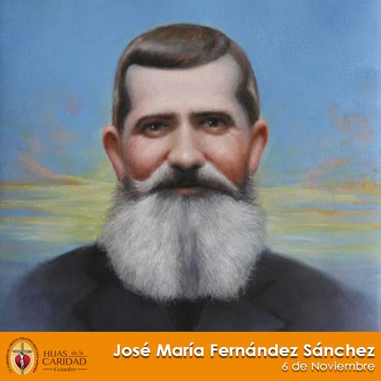 Beato José María Fernández Sánchez – 6 de Noviembre
