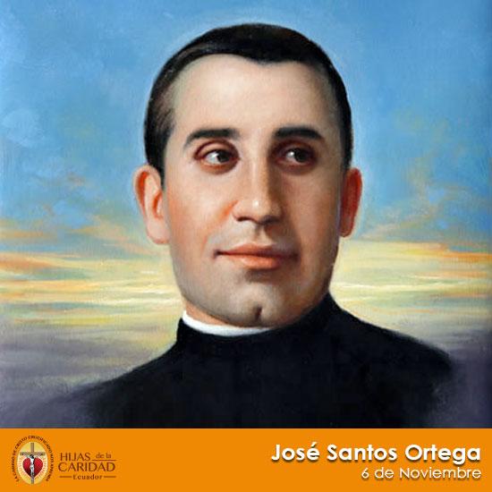 Beato P. José Santos Ortega – 6 de Noviembre