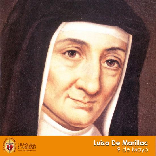 Santa Luisa de Marillac – 9 de Mayo