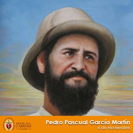 Beato P. Pedro Pascual García Martín – 6 de Noviembre