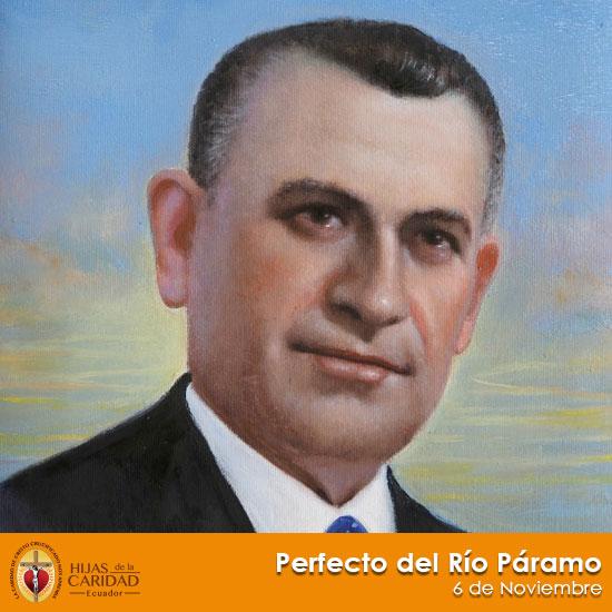 Beato Perfecto Del Río Páramo – 6 de Noviembre