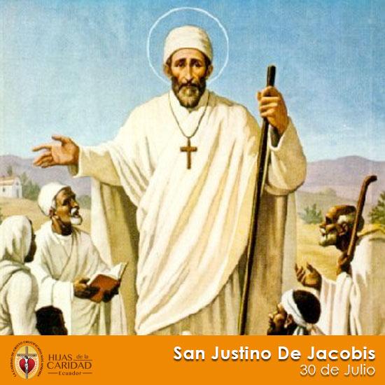 San Justino de Jacobis – 30 de Julio