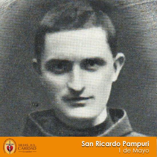 San Ricardo Pampuri – 1 de Mayo