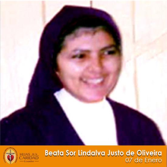 B. Sor Lindalva Justo de Oliveira – 07 de Enero