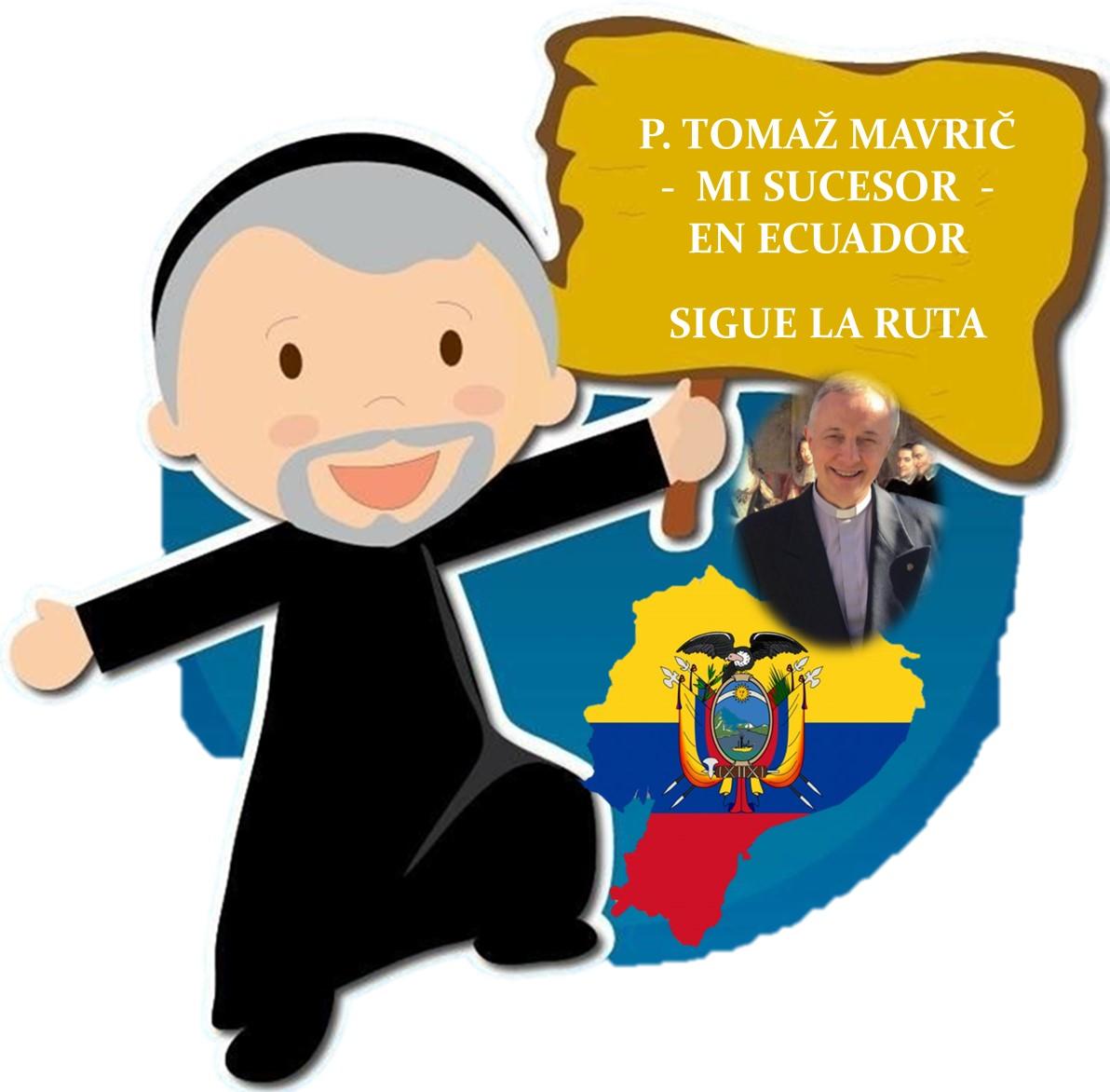 SUPERIOR GENERAL EN ECUADOR